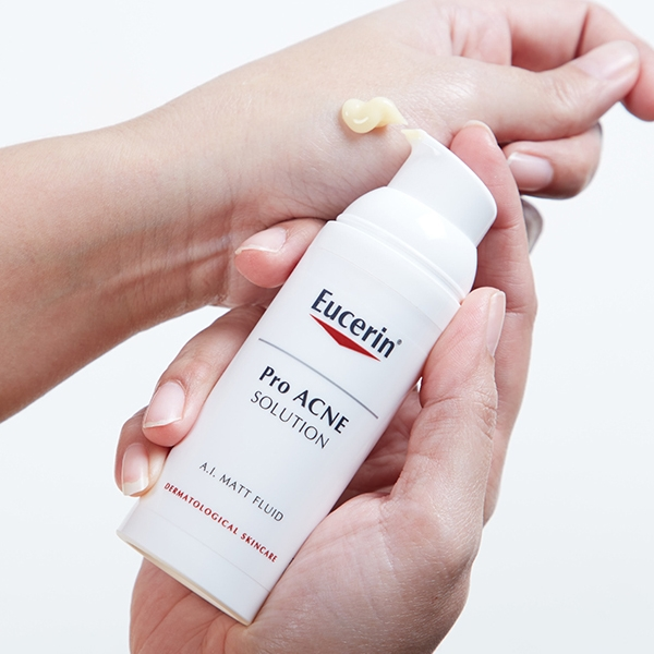 Eucerin Pro ACNE SOLUTION A.I. MATT FLUID